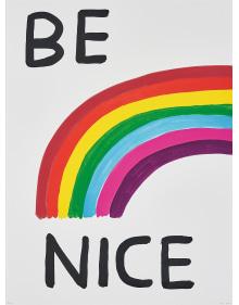 David Shrigley - Be Nice