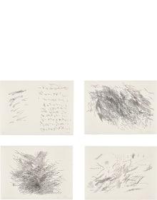 Julie Mehretu - Sapphic Strophes