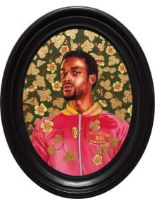 Kehinde Wiley - Portrait of Garrett Gray