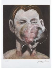 Francis Bacon - Portrait of Peter Beard