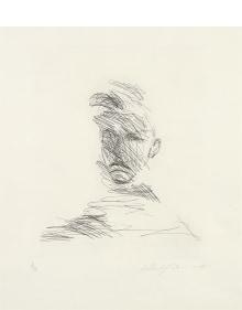 Alberto Giacometti - Rimbaud vu par las peintres (Rimbaud Seen by the Painters)