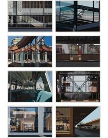 Richard Estes - Urban Landscapes No. 3