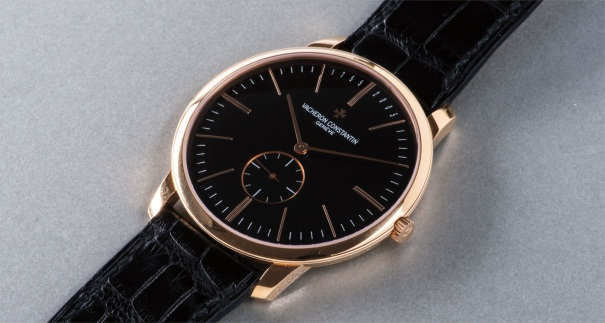 A fine limited edition pink gold wristwatch made to celebrate the 250th anniversary of the firm