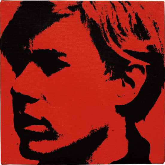 ee0cec86c5ec2 Andy Warhol - Self-Portrait, 1967 | Phillips