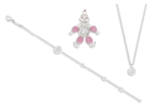 Group of 'Happy Diamond' Jewellery, Chopard