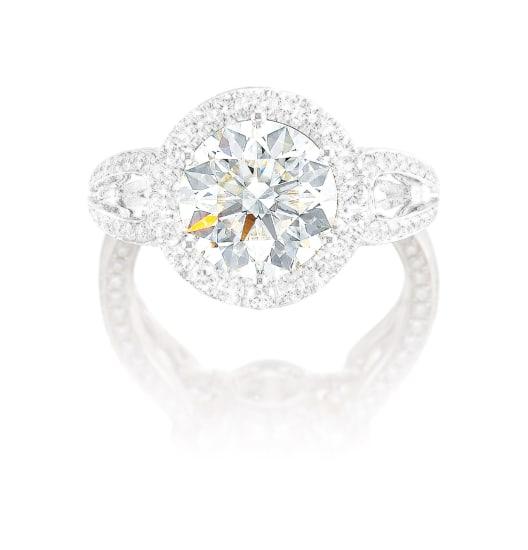 A Diamond Ring/Pendant