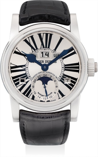 Roger Dubuis - A very rare and early stainless steel limited