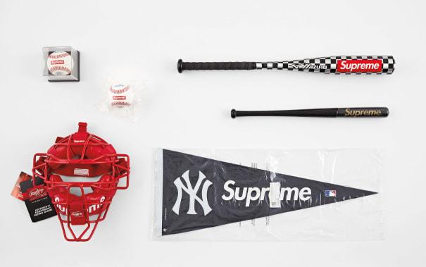 Supreme Baseball Set (6 items)