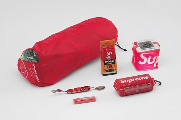 Supreme Outdoor Set (6 items)