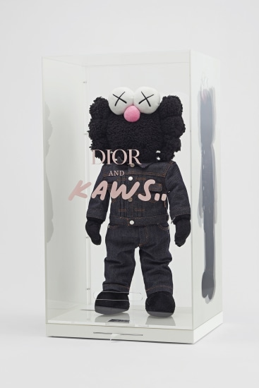Dior BFF Plush (Black)