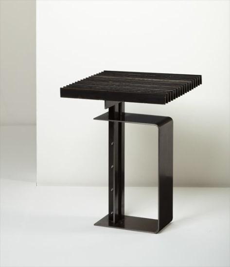 "Unique protoype ""Ryoanji"" side table"