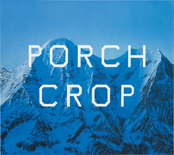 Porch Crop