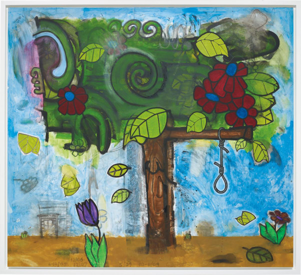 Time Storm Three (Tree of Life)