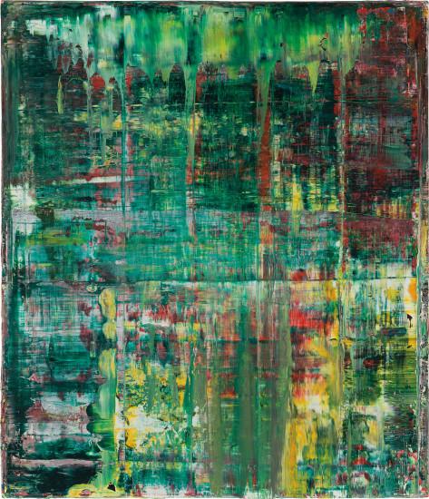 Abstraktes Bild (801-3)