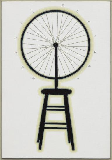 Marcel Duchamp, 'Bicycle Wheel', 1913-1964