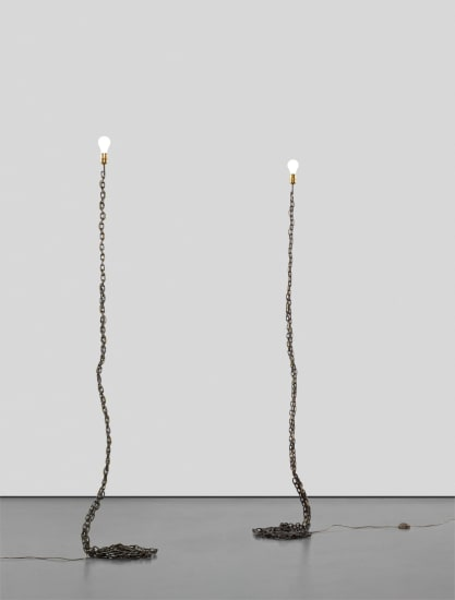 Two Works: (i-ii) Privat-Lampe des Künstlers II