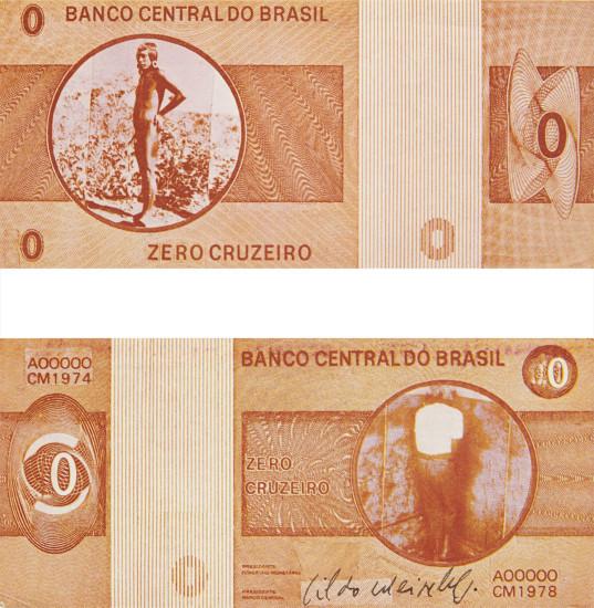 Two works: Zero Cruzeiro