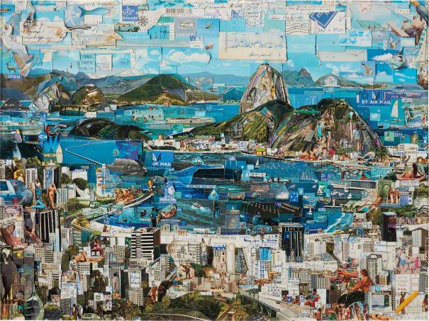 Postcards from Nowhere: Rio de Janeiro