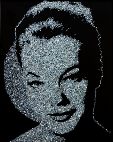 Romy Schneider (from Pictures of Diamond Dust)