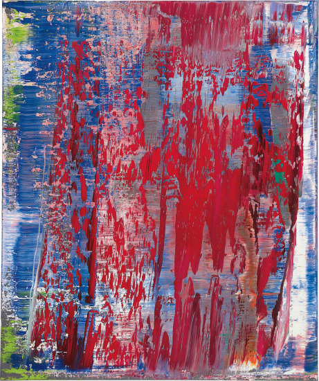 Abstraktes Bild (720-2)