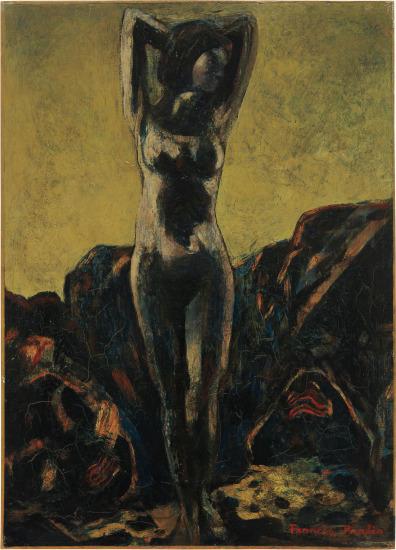 Untitled (Femme nue)