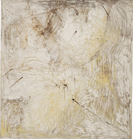 Untitled (Silver Painting)