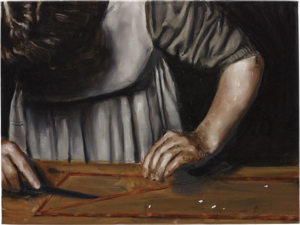 Michaël Borremans - Sweet Disposition | Phillips