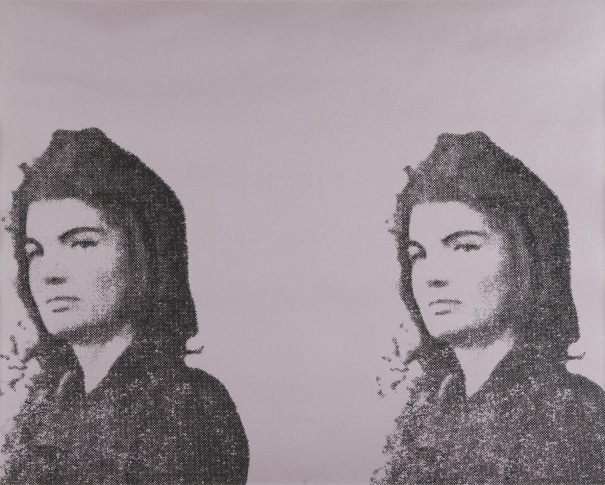 Jacqueline Kennedy II (Jackie II), from 11 Pop Artists Volume II