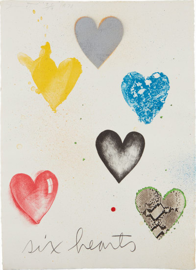 Miss /Étoile Kerze Love is Love