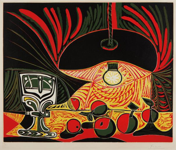 Phillips: NY030117, Pablo Picasso
