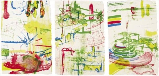 Artist Francesco Clemente debuts at London's Lévy Gorvy gallery ...   290x605