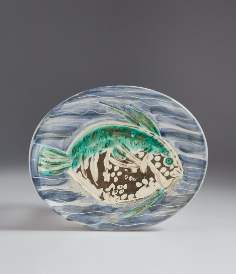 Blue fish (Poisson bleu)