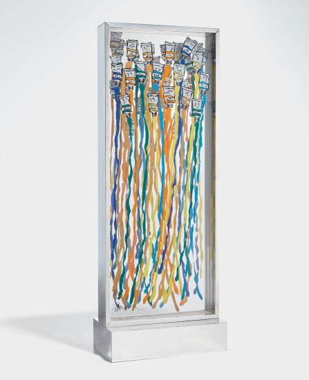Harpe de couleurs (Harp of Colors)