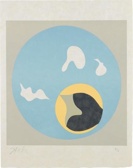 Le Soleil recerclé (Around the Sun): plate 18