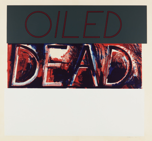 Oiled Dead (State)