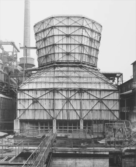 Cooling Tower, Hagen-Haspe, Germany