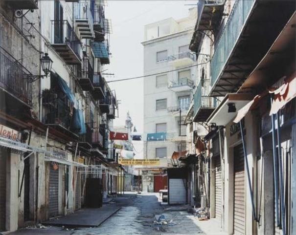 Strasse in Palermo 1, Palermo