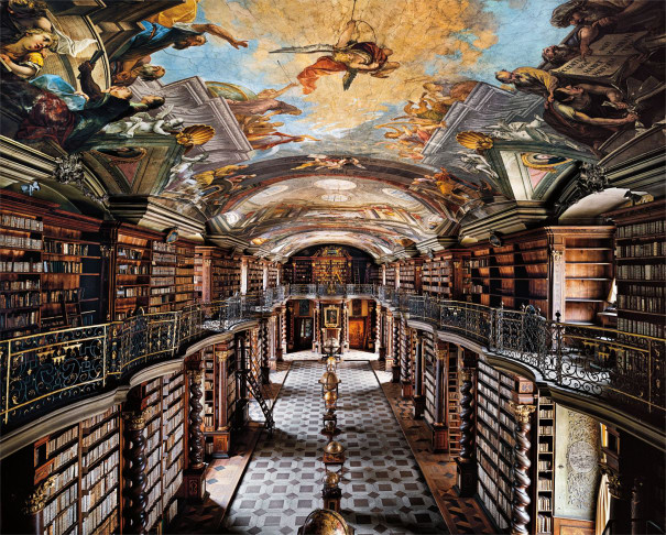 The National Library, Prague