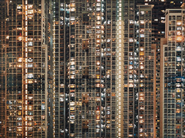 Architecture of Density, Night #16