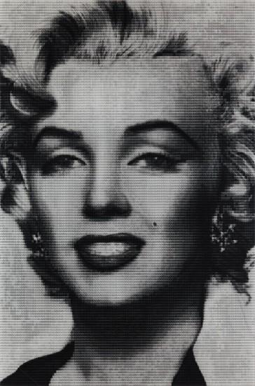 Marilyn vs. Mona Lisa