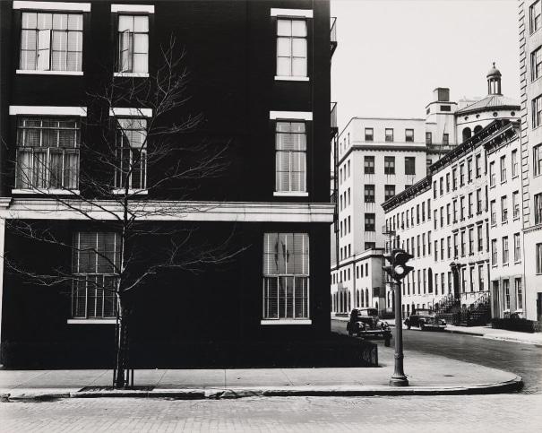 Street Corner, New York