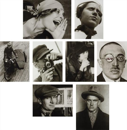 Museum Series Portfolio Number 2: Portraits