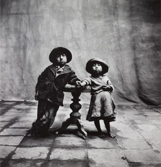 Cuzco Children, Peru, December
