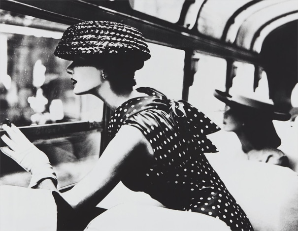 More Fashion Mileage Per Dress, Barbara Vaughn, dress by Filcol, New York