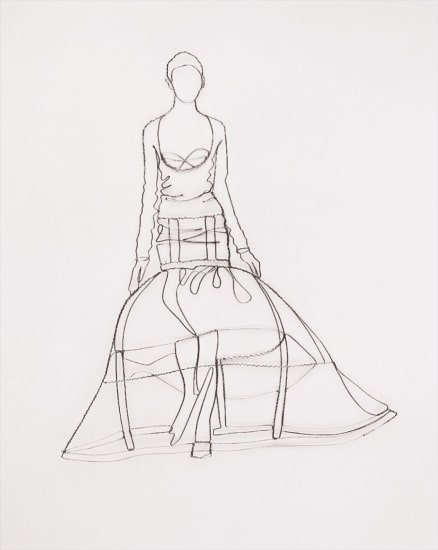Rochas from Pictures of Wire