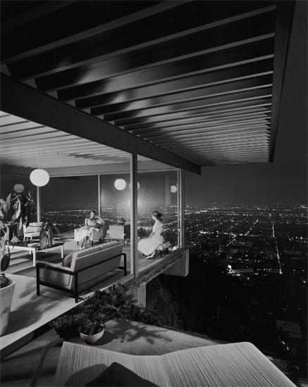 Case Study House #22, Los Angeles, CA, Pierre Koenig Architect