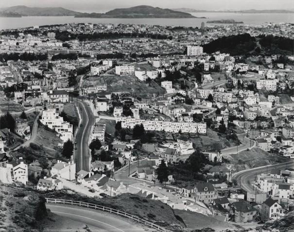 Rooftops, San Francisco