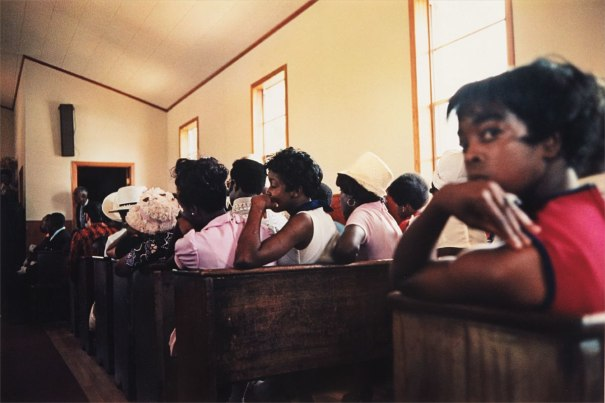 Como, Mississippi (Black women in church)