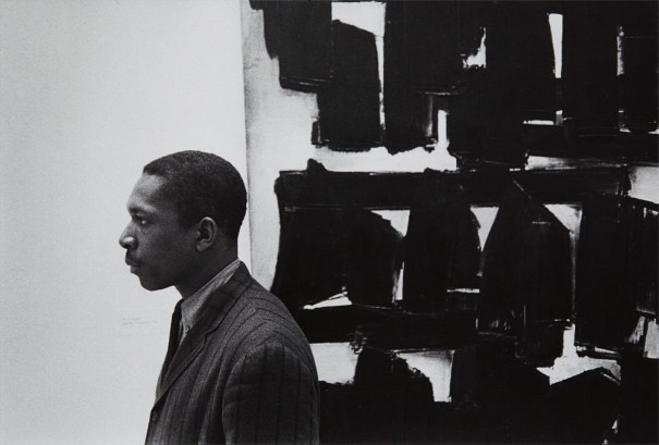 John Coltrane at the Guggenheim, New York City