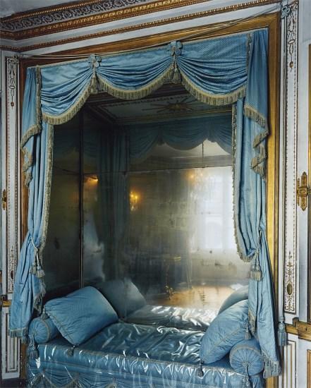 La Meridienne, Marie-Antoinette's Bed, Versailles